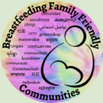 Breastfeeding Family Friendly Communities logo